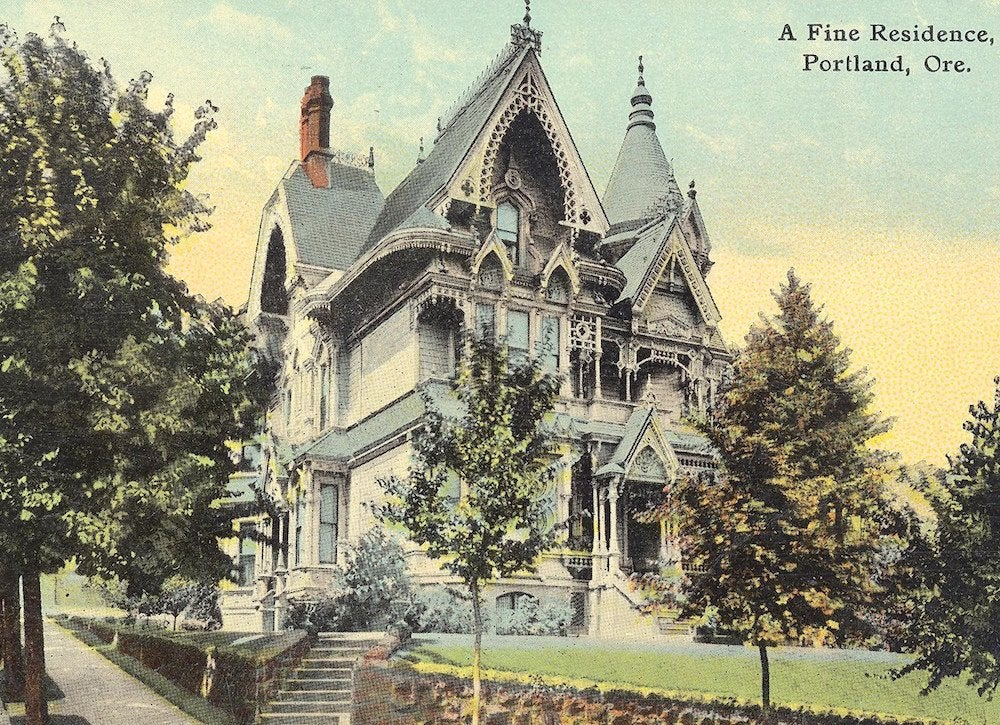 C.m. forbes mansion