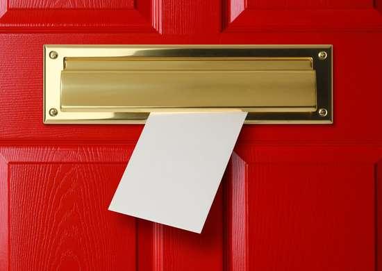 Mail-slot