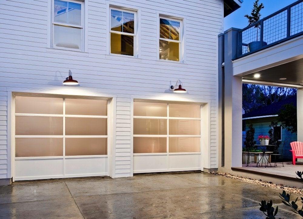 Clopay avante garage doors