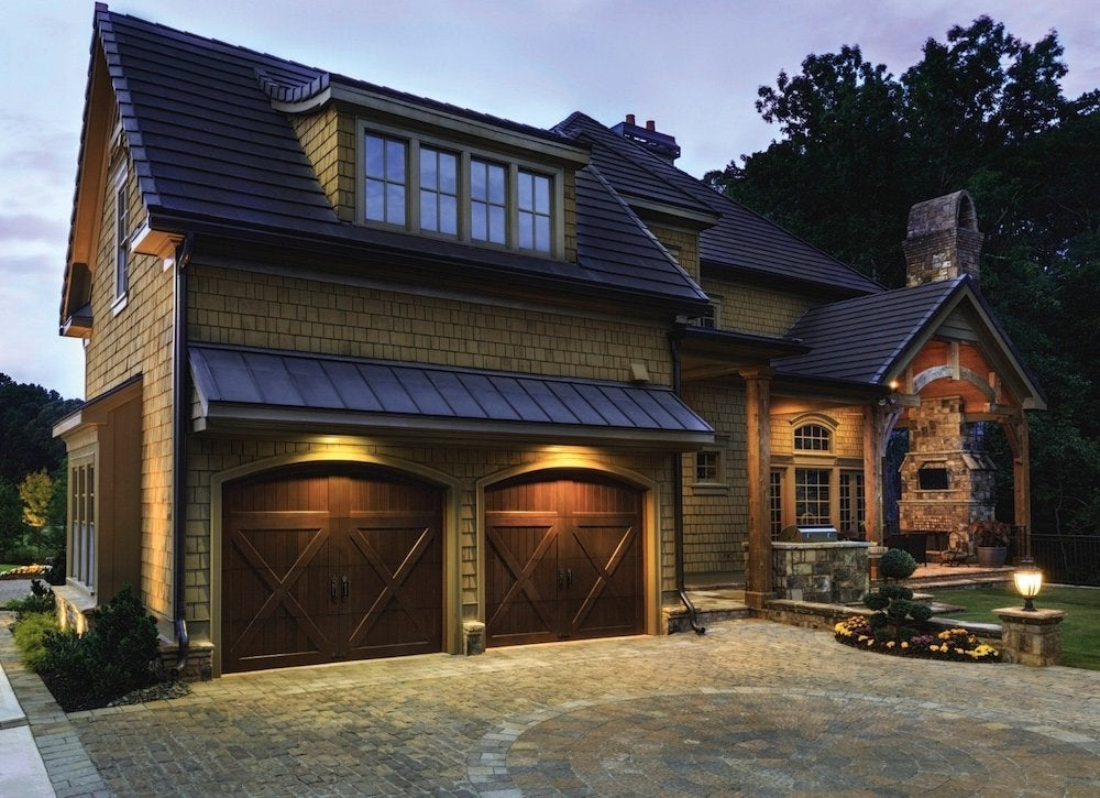 Clopay custom garage doors