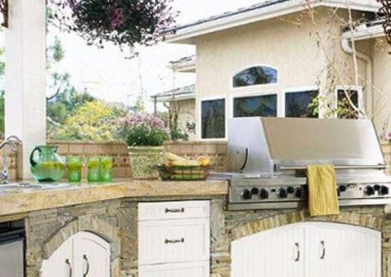 Al Fresco Kitchens