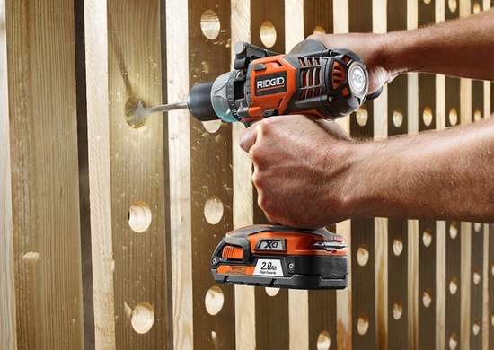 RIGID Power Drill Lifetime Warranty