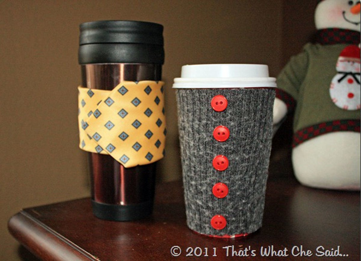 Coffee cozie