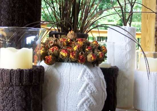 Vase-sweater