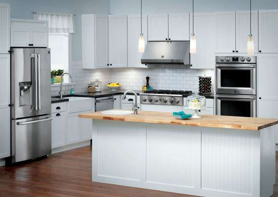 Customized Appliances at Kenmore