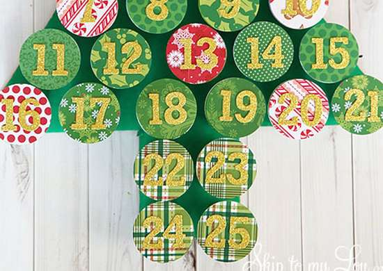 Recycled-advent-calendar
