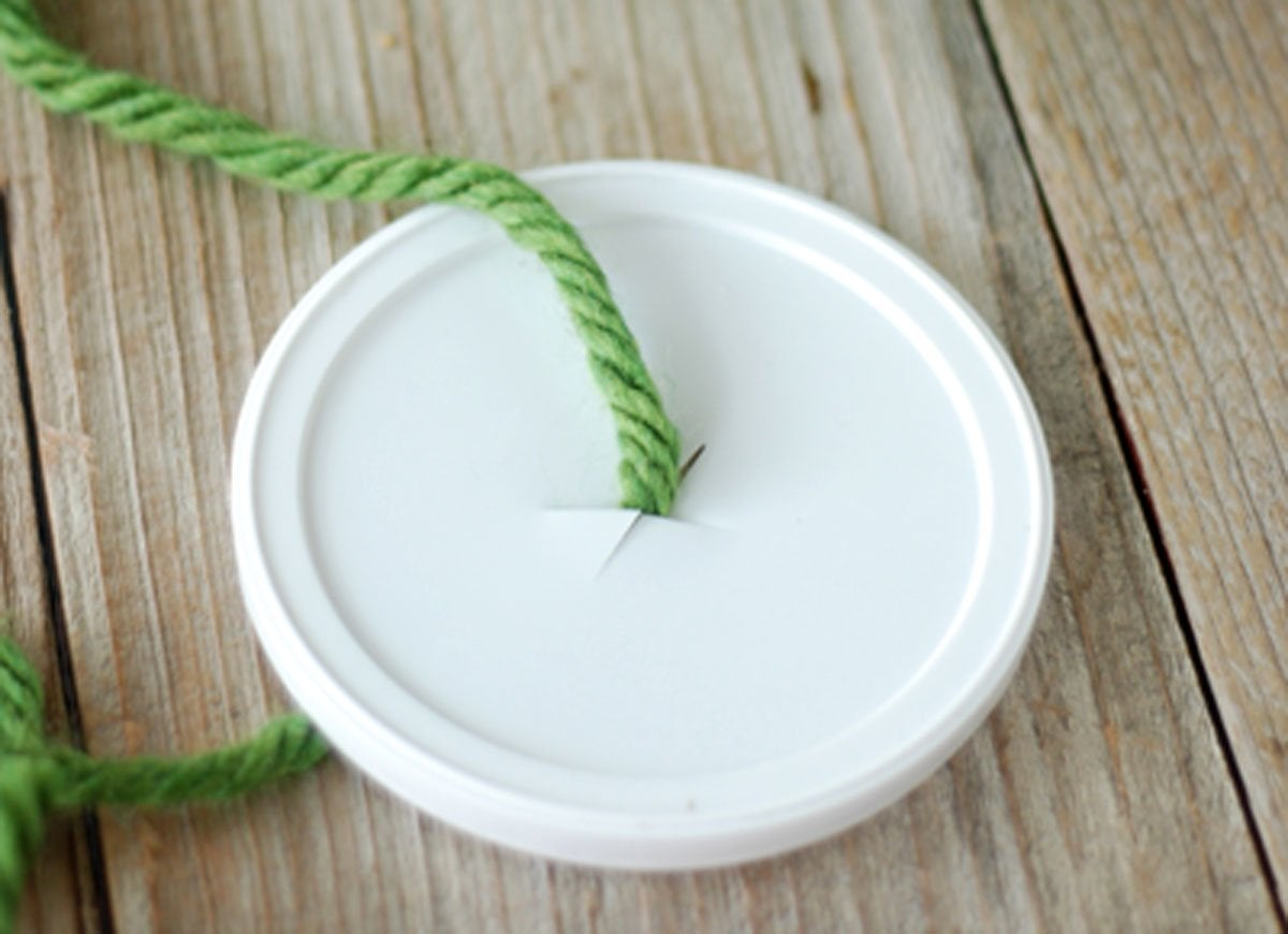Yogurt lid