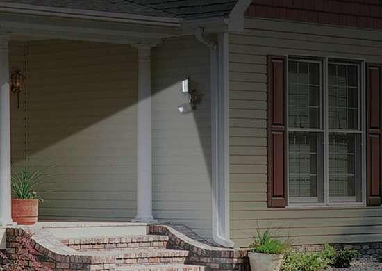 SunForce 60-LED Solar Motion Light