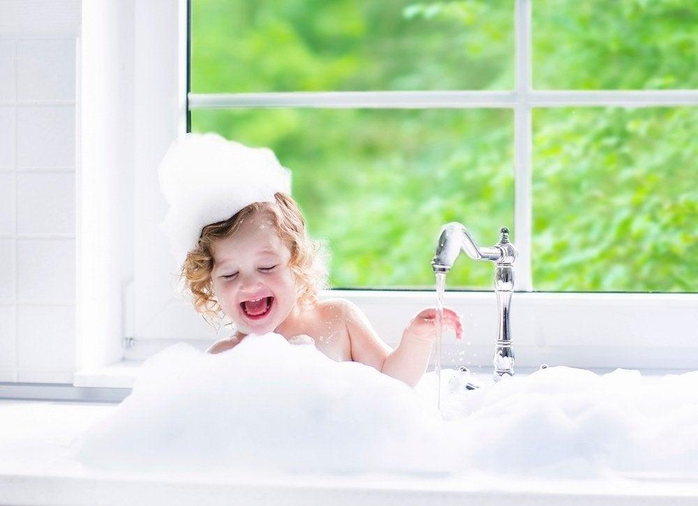 Remodeling bathroom for kids