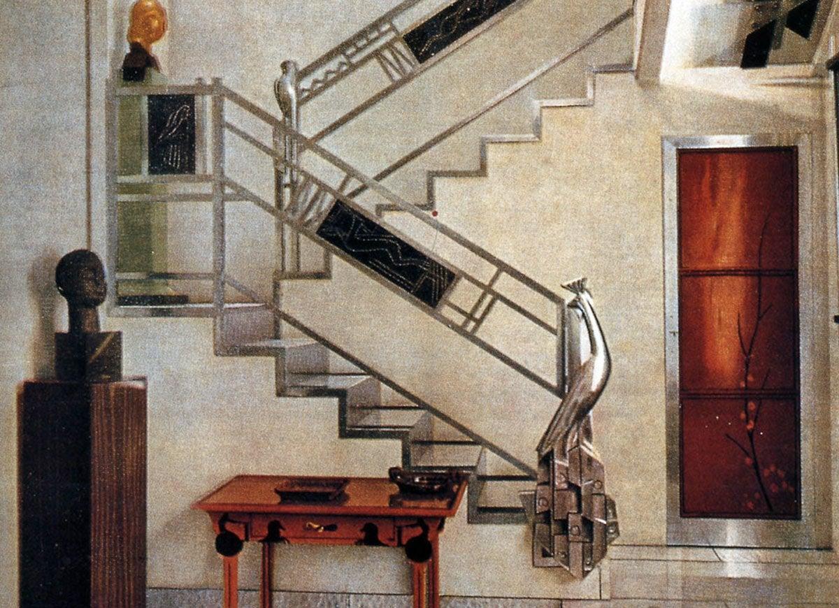 Art Deco Decor. 28 Art Nouveau Interior. Modern Glamour Interior ...