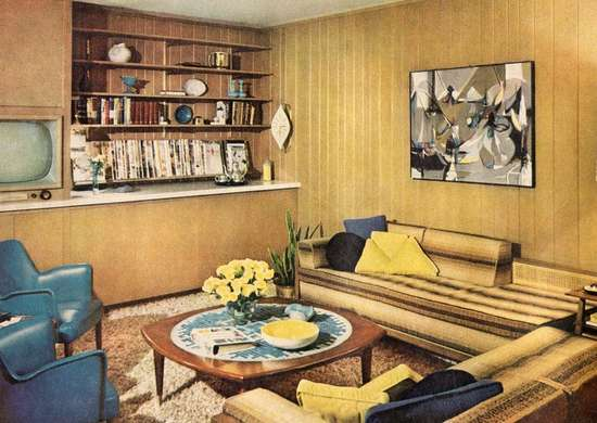 Wood Paneling in Home Decor