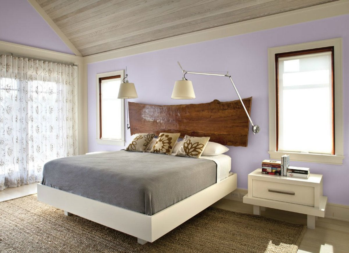 What Will Be The Biggest 2017 Bedroom Trends: Color Trends: 12 Shades You'll See Everywhere In 2017