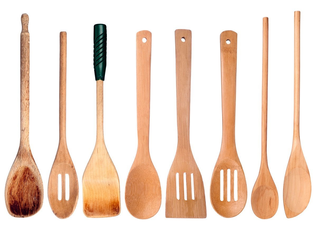 Dishwasher safe 12 things that should never be cleaned for Utensilios de madera para cocina