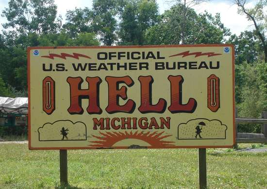 Hell, Michigan