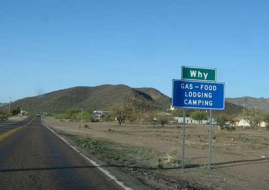 Why arizona