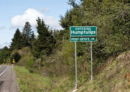 Humptulips, Washington