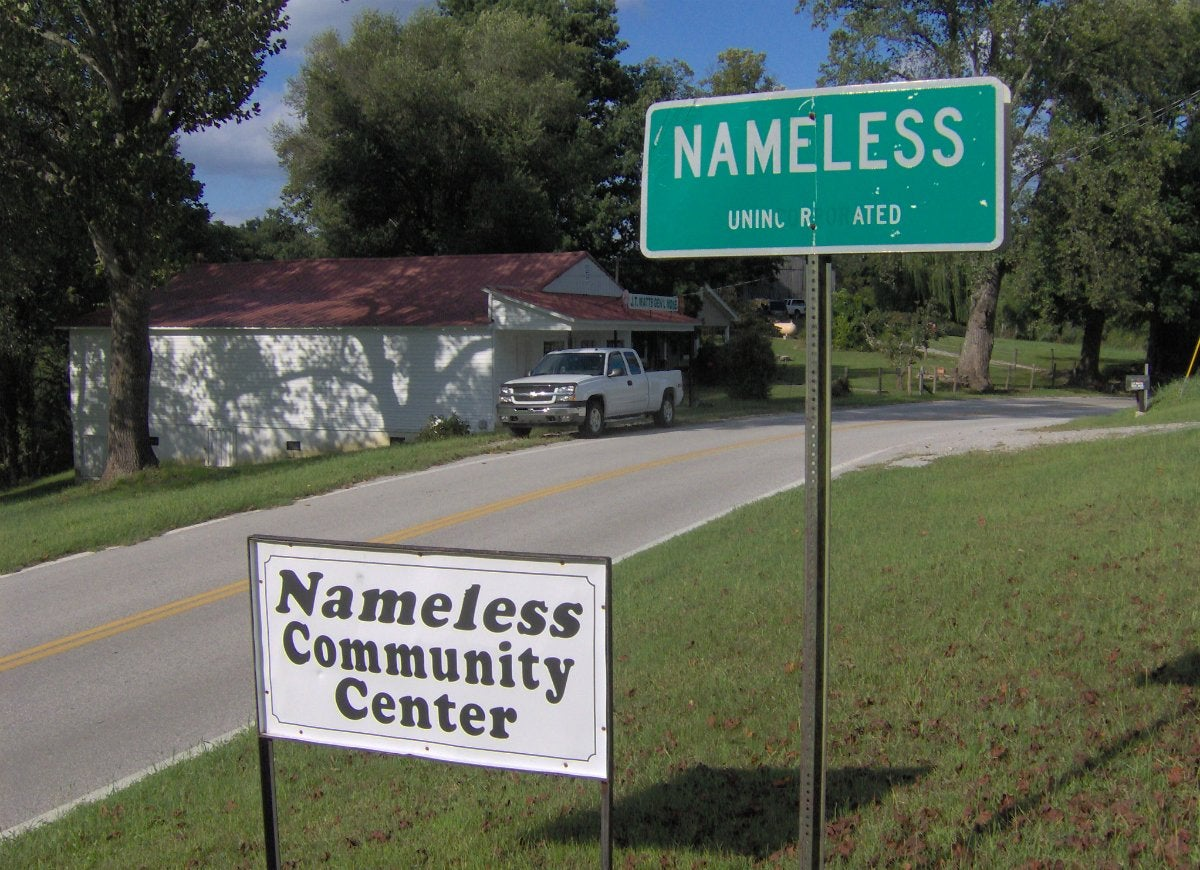 Nameless tennessee