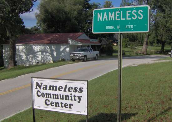 Nameless-tennessee