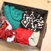 Store Winter Gear in Basket