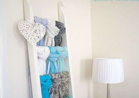 Scarf ladder