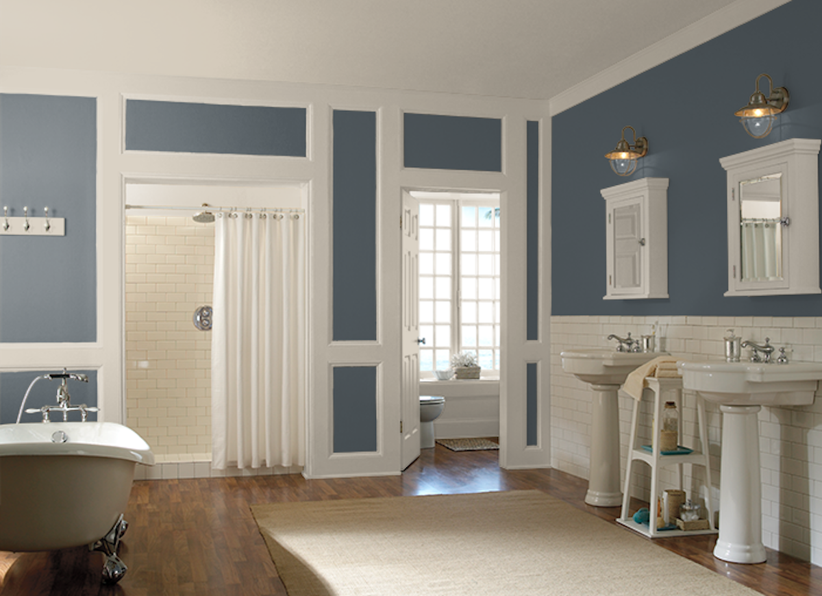 Best paint colors 11 designers love bob vila for Behr interior paint colors