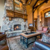 Great Stone Fireplace