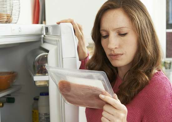 Follow Food Storage Guidelines