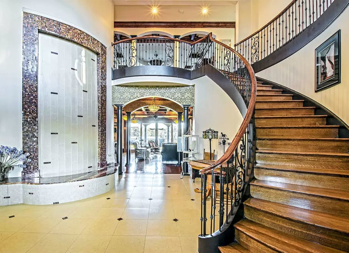 Front Foyer Mansion : Front entry ideas entryways we love bob vila
