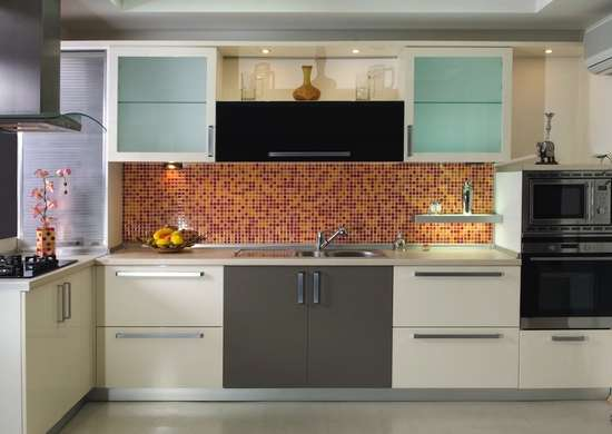 Trendy kitchen