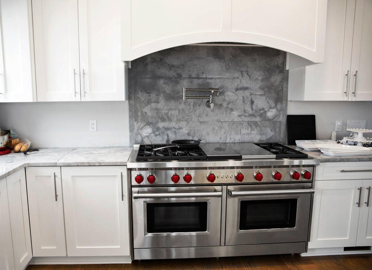 Horizontal-ovens