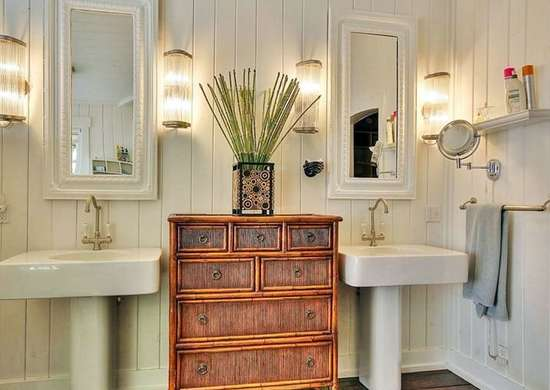 Sconce-bathroom