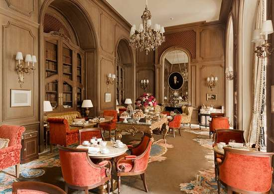 Hôtel Ritz in Paris, France