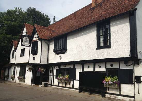 The Olde Bell in Berkshire, United Kingdom