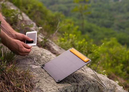 Gifts for Tech Lovers - BioLite SolarPanel 5+