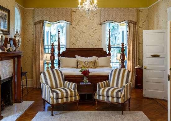 Savannah, GA Bed & Breakfast - The Gastonian