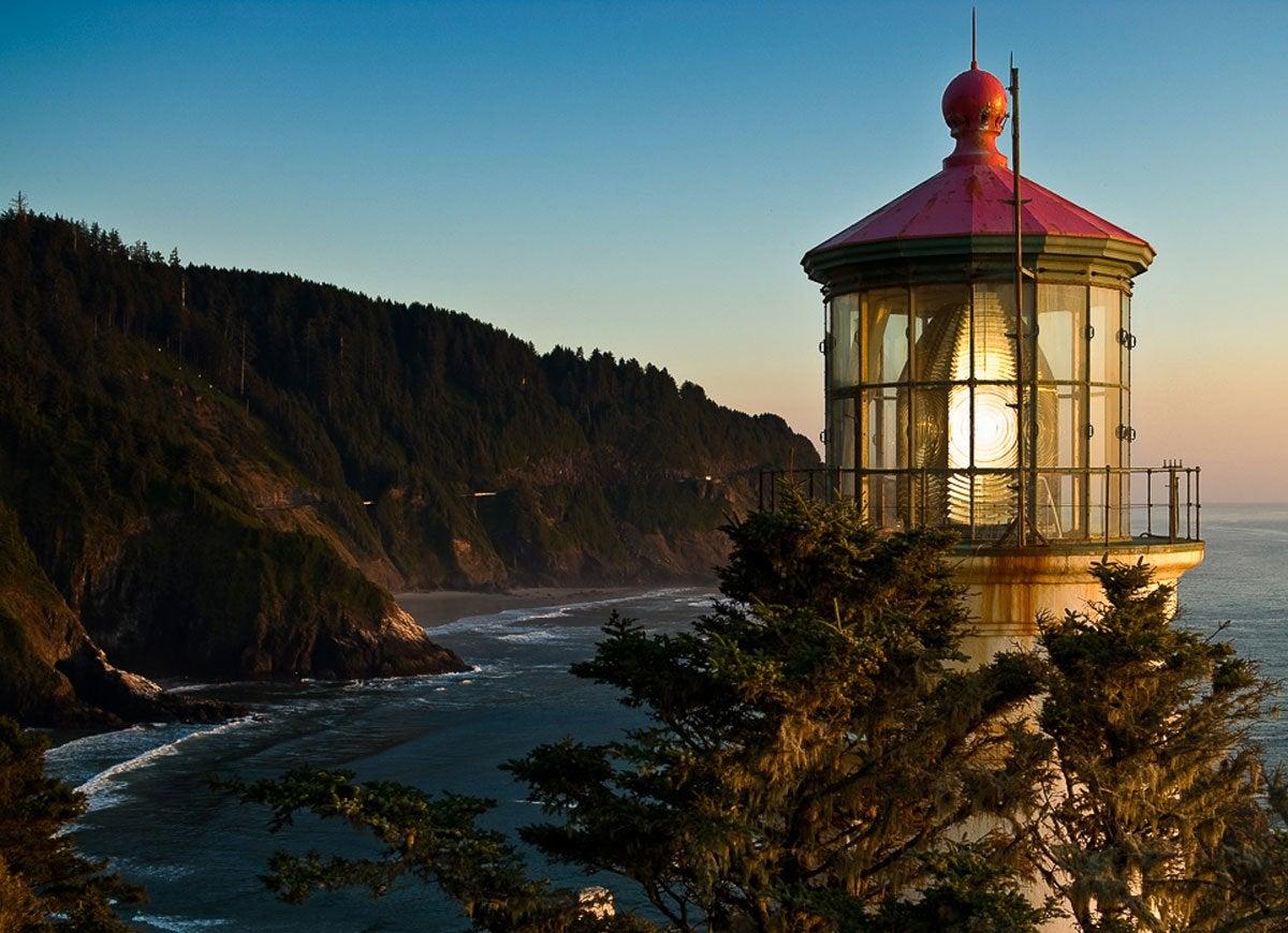 Lighthouse bandb