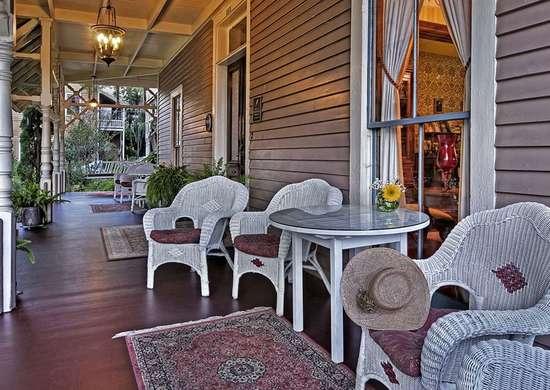 Fernandina, Beach Bed & Breakfast - The Amelia Island Williams House