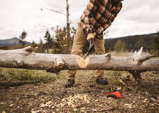 Gifts for Outdoorsmen - 4-in-1 Axe