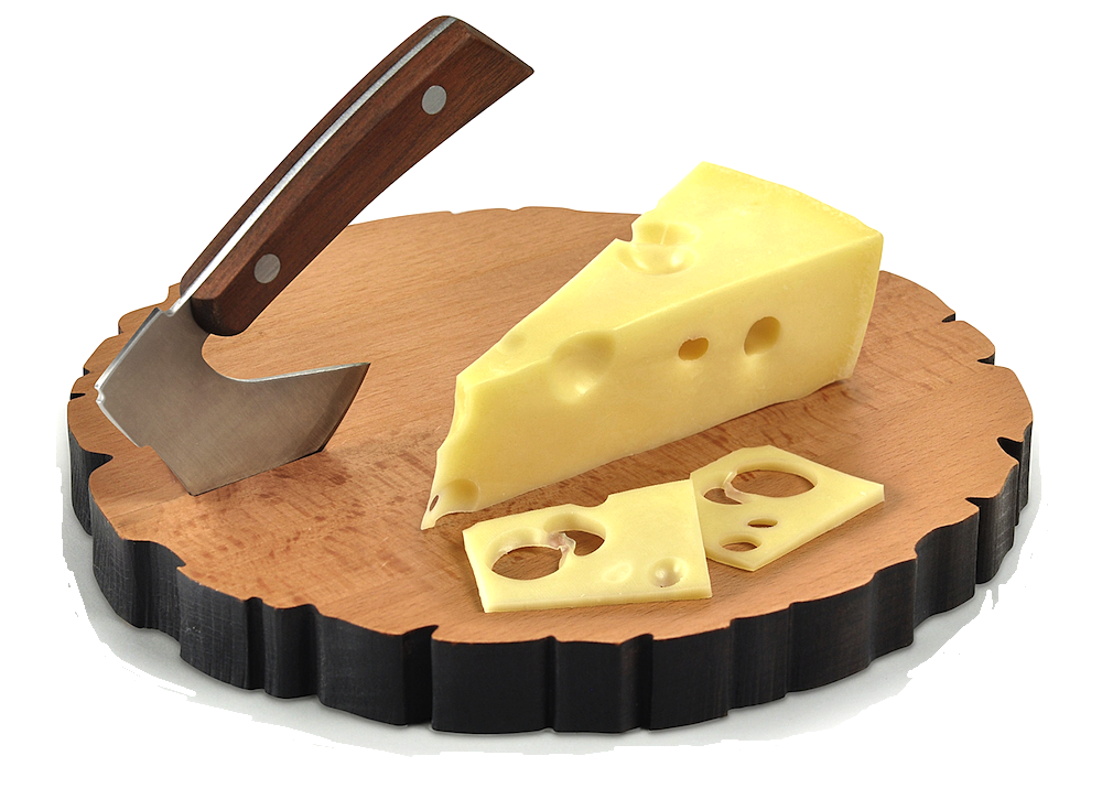 Cheese-log