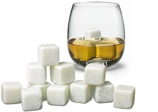 Gifts for Whisky Lovers - Whisky Chilling Rocks