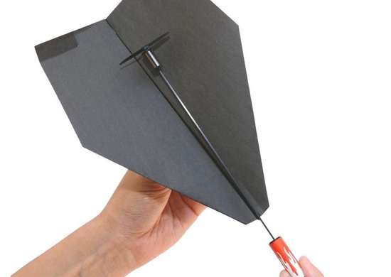 Best Stocking Stuffer - Electric Paper Airplane Converter