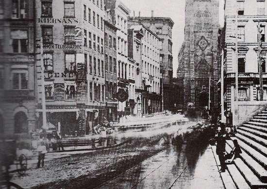 Wall-street-historic