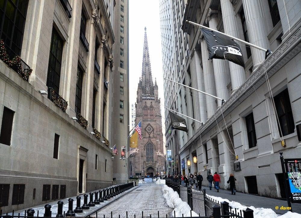Wall street modern