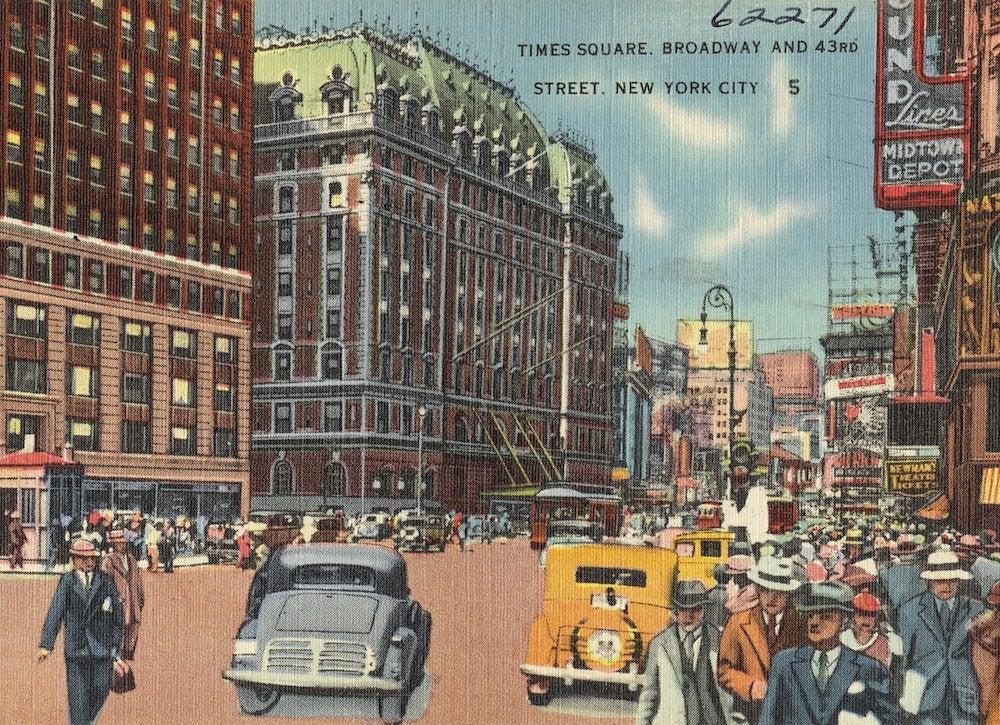 Broadway historic