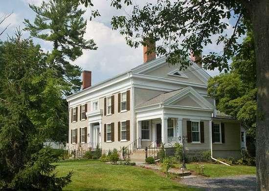 Halsey house