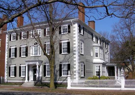 Stephen phillips house