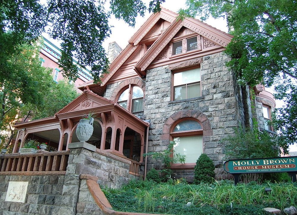 Molly brown house denver