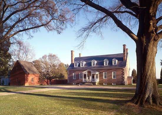 Gunston Hall, Mason Neck, VA