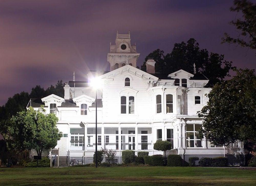 Meek mansion
