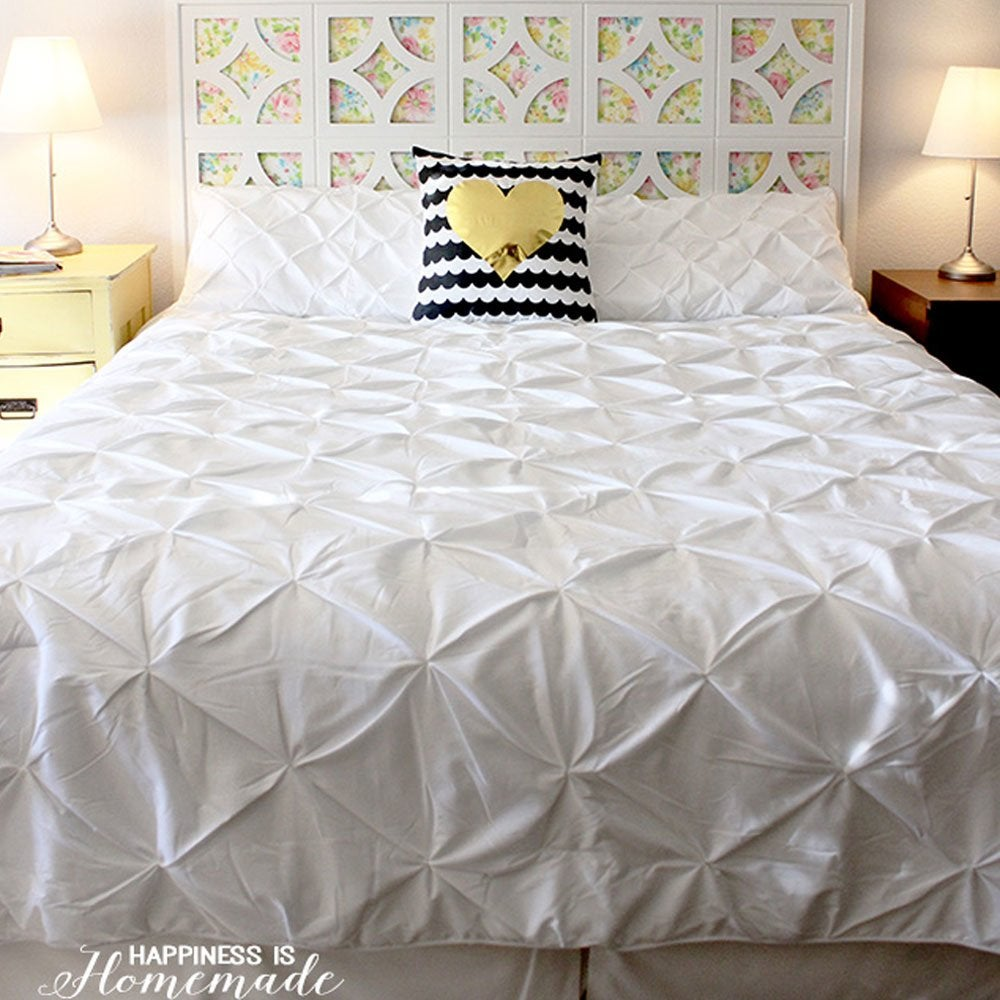 diy vintage headboard - Make A Headboard For Your Bed